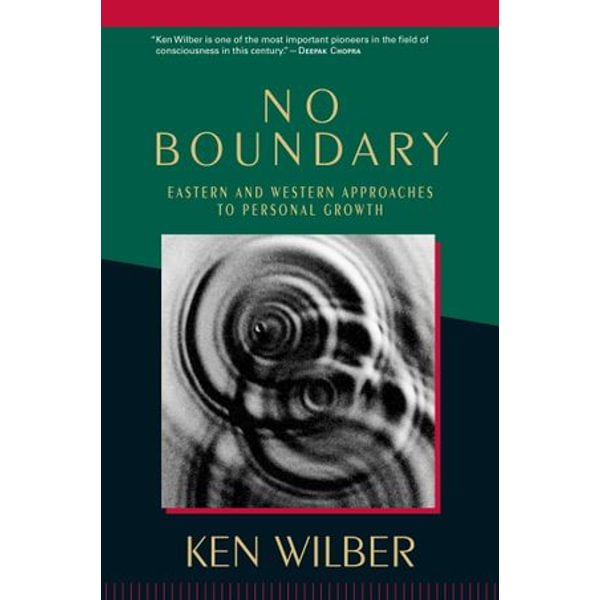 No Boundary - Ken Wilber | Karta-nauczyciela.org