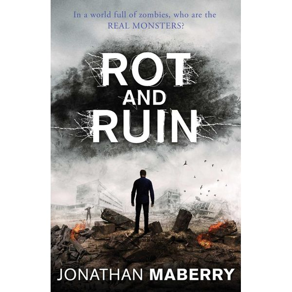 Rot and Ruin - Jonathan Maberry   Karta-nauczyciela.org