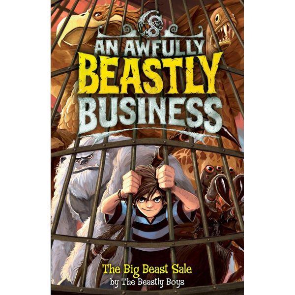 The Big Beast Sale - The Beastly Boys   Karta-nauczyciela.org