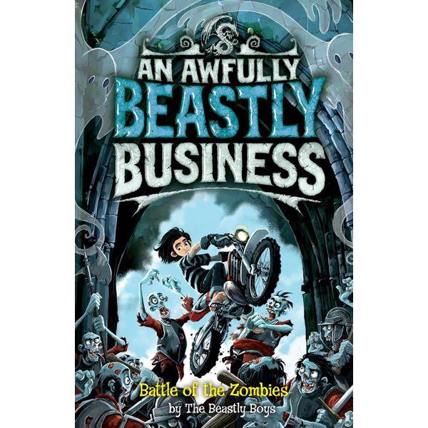 Battle of the Zombies - The Beastly Boys   Karta-nauczyciela.org