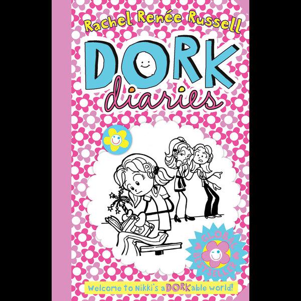 Dork Diaries - Rachel Renee Russell | Karta-nauczyciela.org