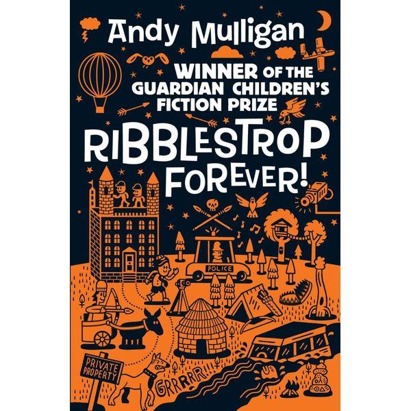 Ribblestrop Forever! - Andy Mulligan   Karta-nauczyciela.org