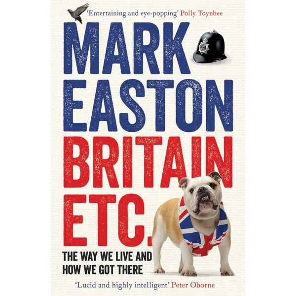 Britain Etc. - Mark Easton   Karta-nauczyciela.org