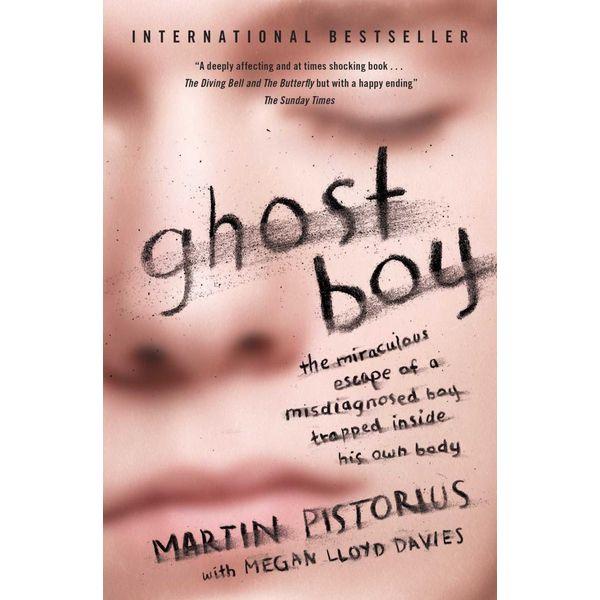 Ghost Boy - Martin Pistorius | Karta-nauczyciela.org