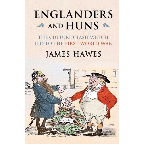 Englanders and Huns - James Hawes | Karta-nauczyciela.org
