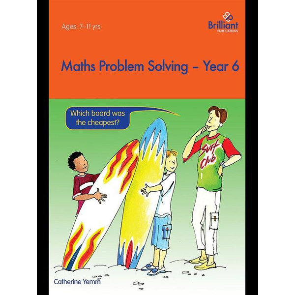 Maths Problem Solving Year 6 - Catherine Yemm | 2020-eala-conference.org