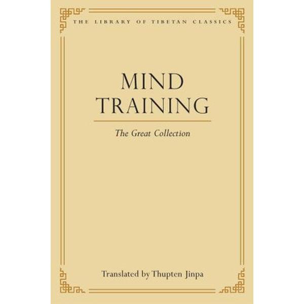Mind Training - Shonu Gyalchok, Konchok Gyaltsen   Karta-nauczyciela.org