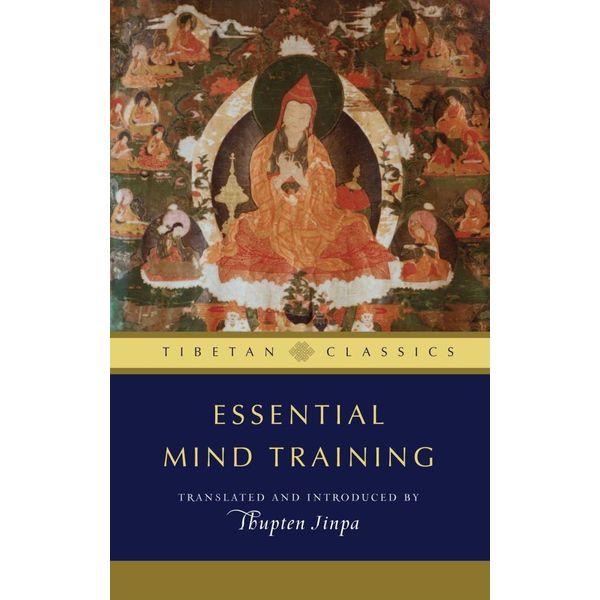 Essential Mind Training - Thupten Jinpa (Translator)   Karta-nauczyciela.org