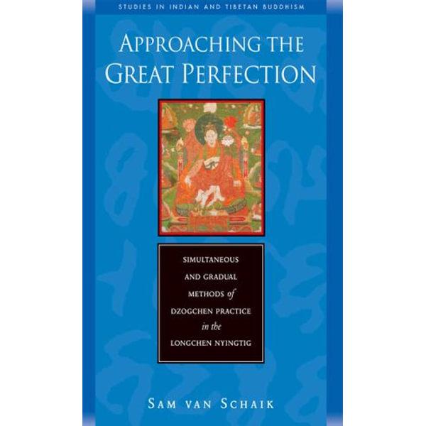 Approaching the Great Perfection - Sam Van Schaik | Karta-nauczyciela.org