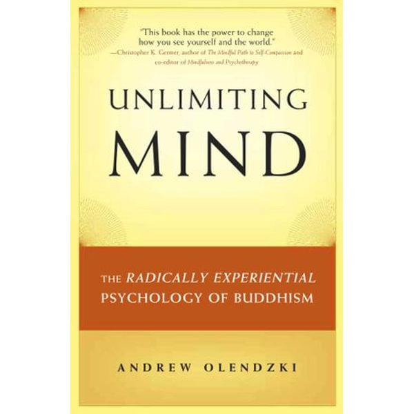 Unlimiting Mind - Andrew Olendzki   Karta-nauczyciela.org