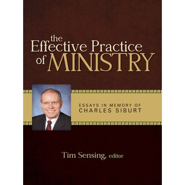 The Effective Practice of Ministry - Tim Sensing | 2020-eala-conference.org