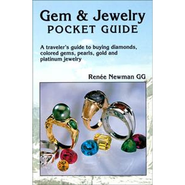 Gem & Jewelry Pocket Guide - Renee Newman | Karta-nauczyciela.org