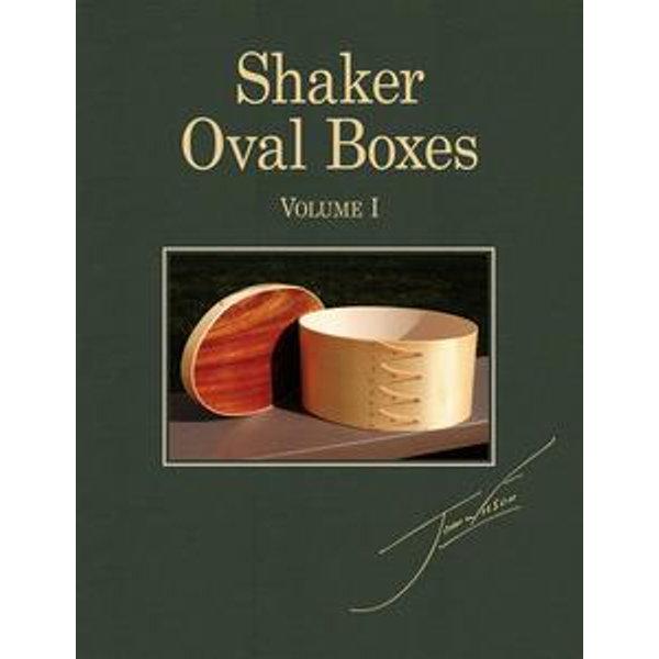 Shaker Oval Boxes Vol.1 - John Wilson | Karta-nauczyciela.org