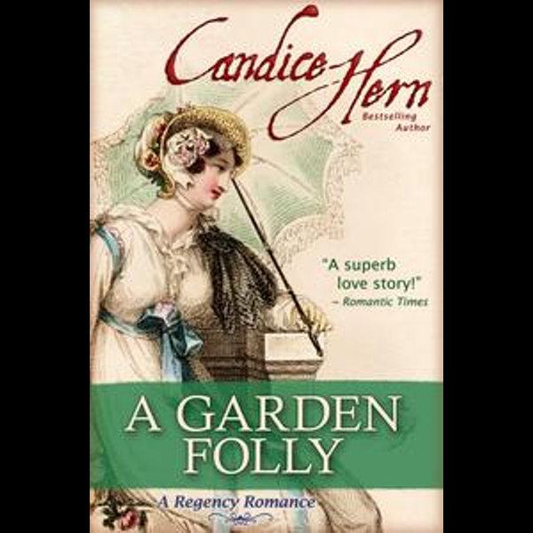 A Garden Folly - Candice Hern | Karta-nauczyciela.org