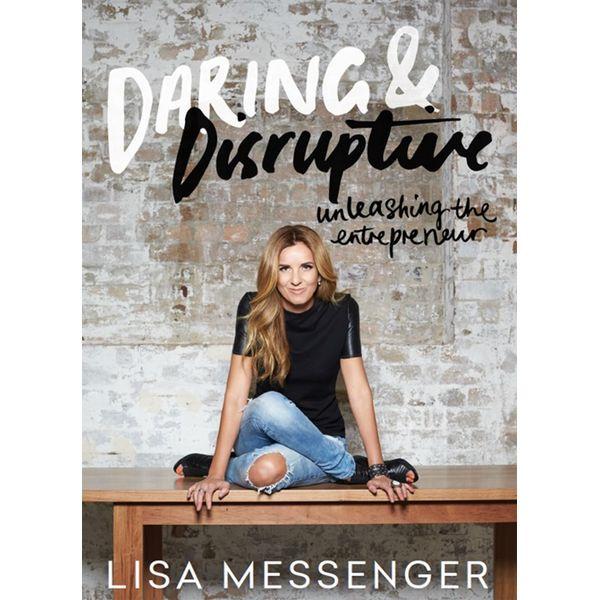 Daring and Disruptive - Lisa Messenger | Karta-nauczyciela.org
