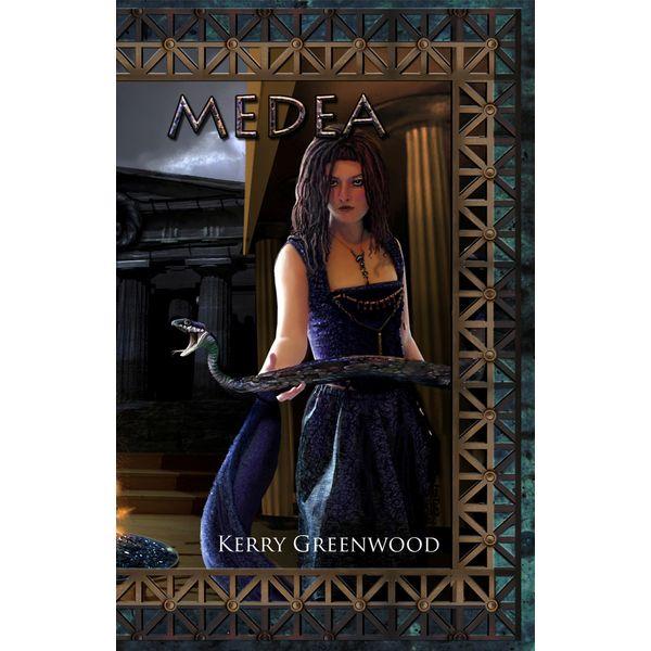 Medea - Kerry Greenwood | Karta-nauczyciela.org