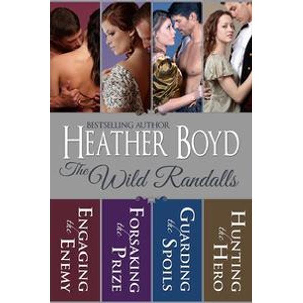 The Wild Randalls Boxed Set - Heather Boyd | Karta-nauczyciela.org