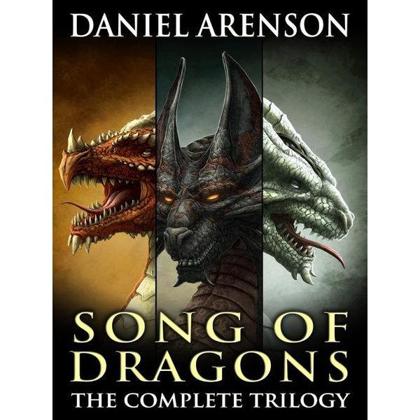 Song of Dragons - Daniel Arenson   Karta-nauczyciela.org