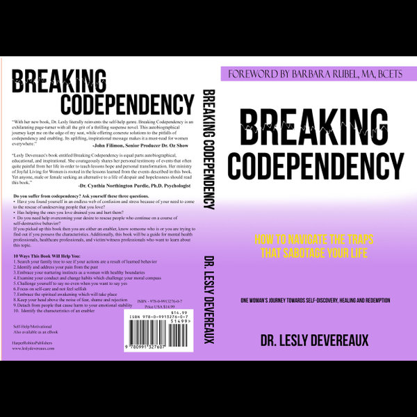 Breaking Codependency - Dr. Lesly Devereaux   2020-eala-conference.org