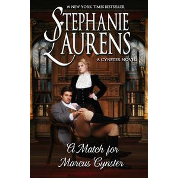 A Match For Marcus Cynster - Stephanie Laurens   Karta-nauczyciela.org
