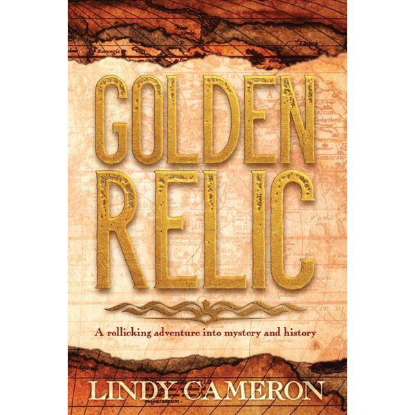 Golden Relic - Lindy Cameron | 2020-eala-conference.org