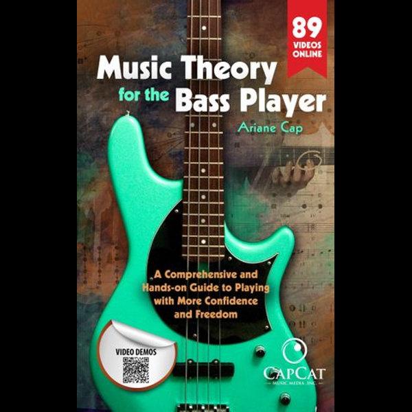 Music Theory for the Bass Player - Ariane Cap | Karta-nauczyciela.org