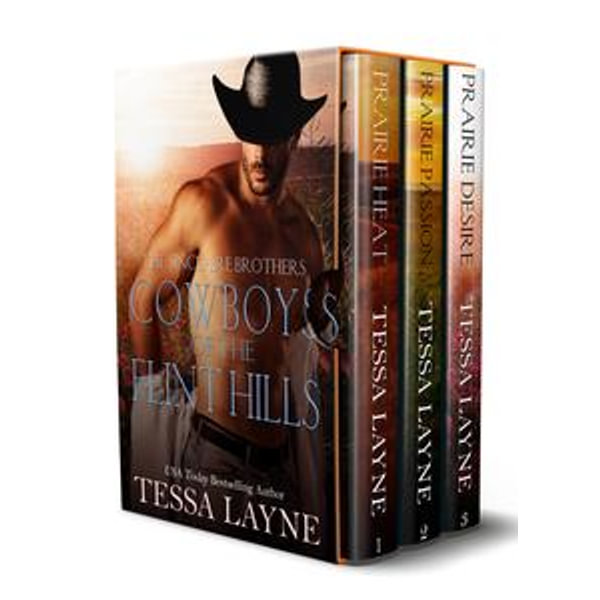 Cowboys of the Flint Hills: The Sinclaire Brothers - Tessa Layne   Karta-nauczyciela.org