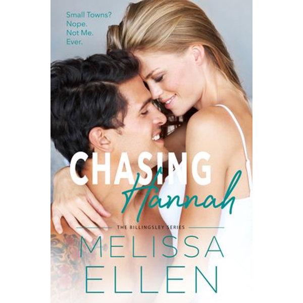 Chasing Hannah - Melissa Ellen | 2020-eala-conference.org