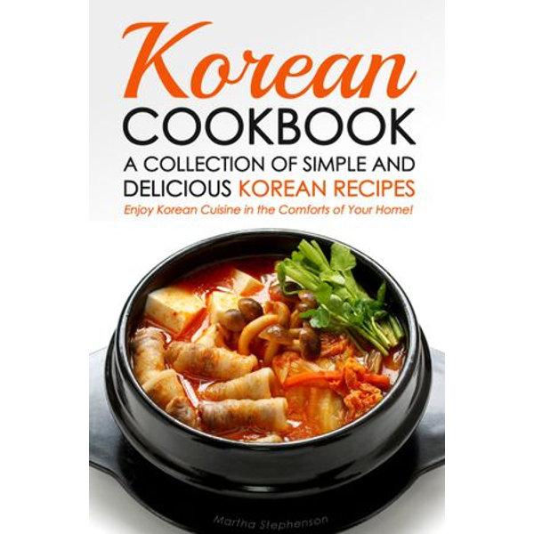 Korean Cookbook - Martha Stephenson | Karta-nauczyciela.org