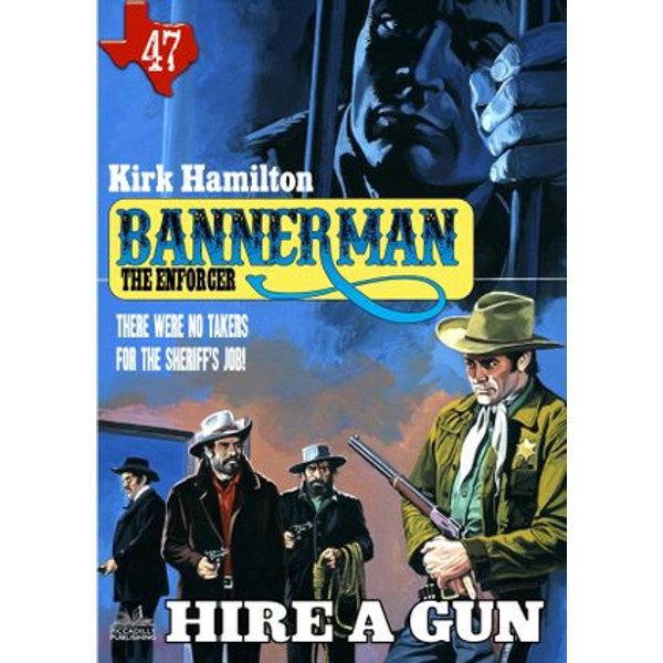 Bannerman the Enforcer 47 - Kirk Hamilton   Karta-nauczyciela.org