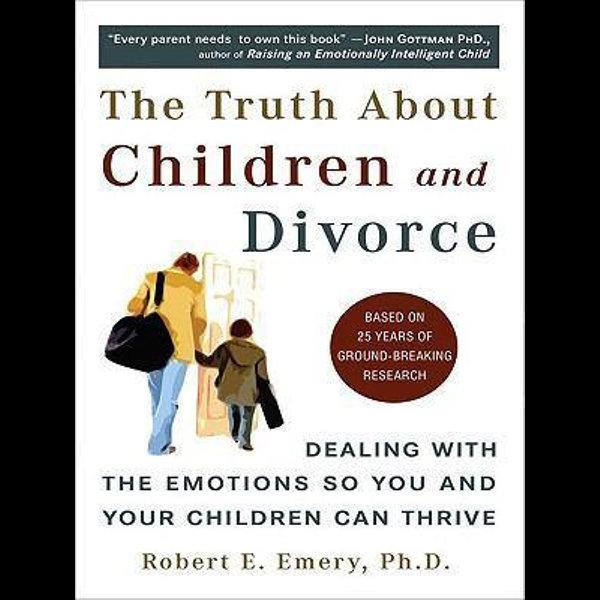 The Truth About Children and Divorce - Robert E. Emery   Karta-nauczyciela.org