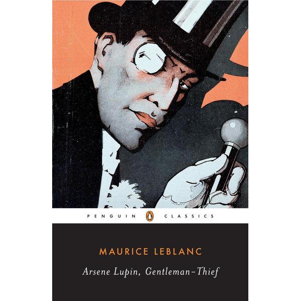 Arsene Lupin, Gentleman-Thief - Maurice Leblanc, Michael Sims | 2020-eala-conference.org