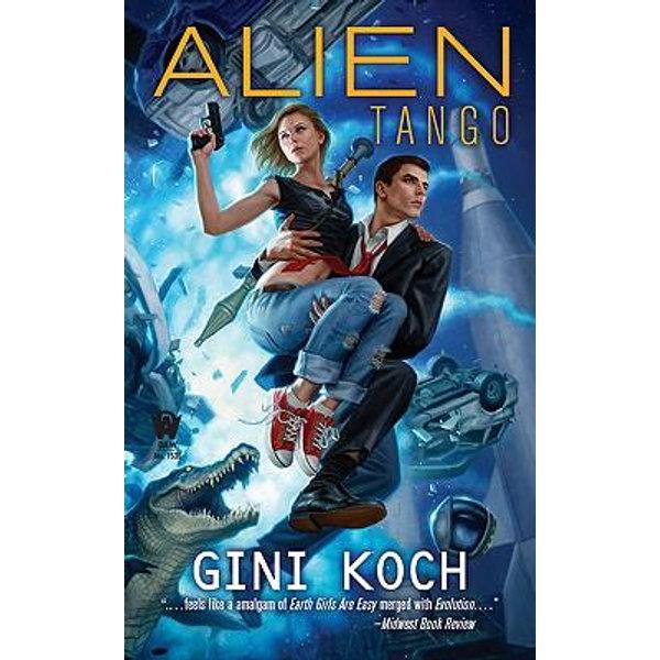 Alien Tango - Gini Koch | Karta-nauczyciela.org