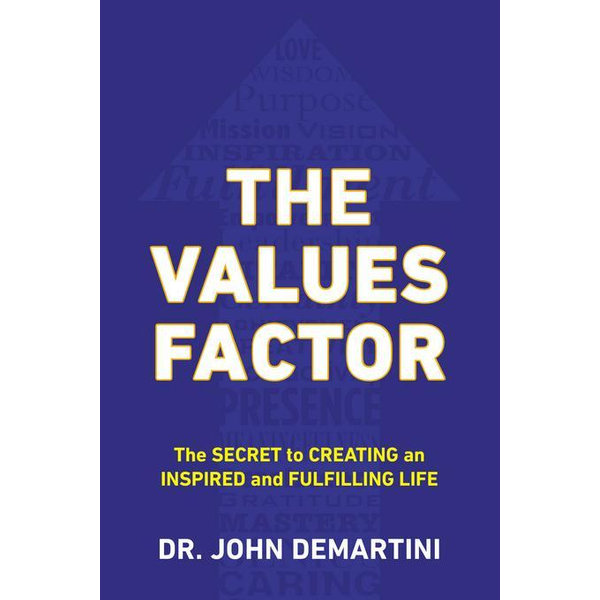 The Values Factor - Dr. John F. Demartini   2020-eala-conference.org