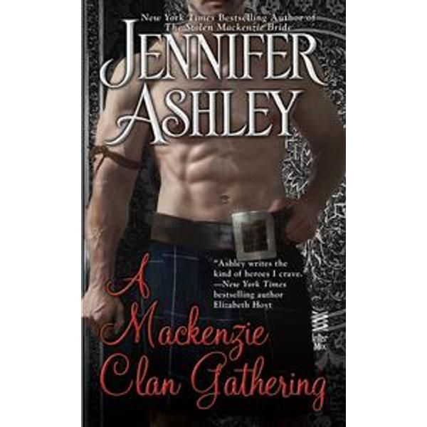 A Mackenzie Clan Gathering - Jennifer Ashley   Karta-nauczyciela.org