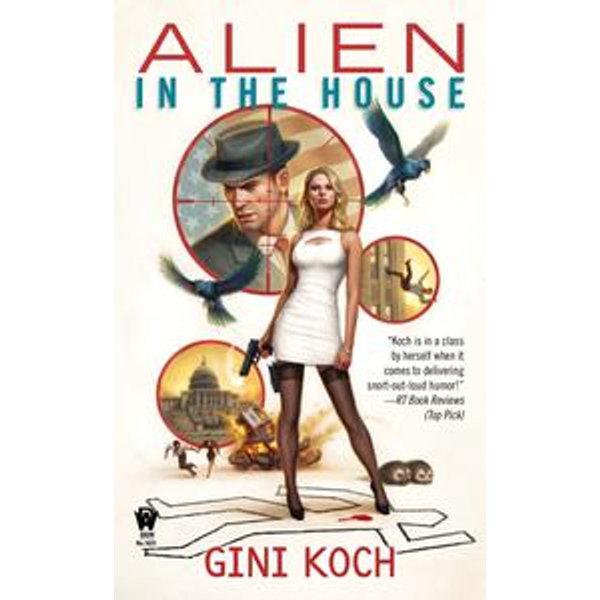 Alien in the House - Gini Koch | Karta-nauczyciela.org
