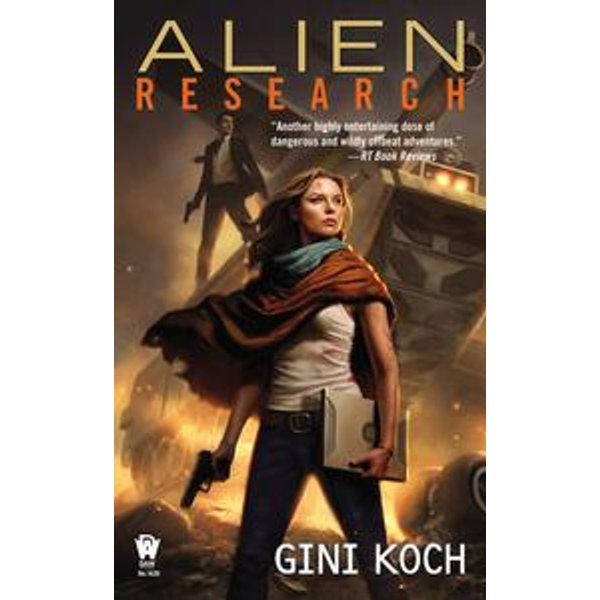 Alien Research - Gini Koch | Karta-nauczyciela.org