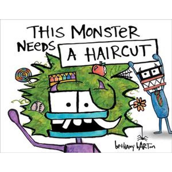 This Monster Needs a Haircut - Bethany Barton | 2020-eala-conference.org