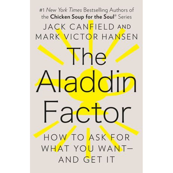 The Aladdin Factor - Jack Canfield, Mark Victor Hansen | Karta-nauczyciela.org