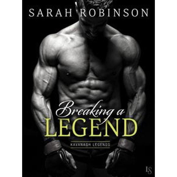 Breaking a Legend - Sarah Robinson | Karta-nauczyciela.org