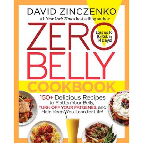 Zero Belly Cookbook - David Zinczenko | Karta-nauczyciela.org