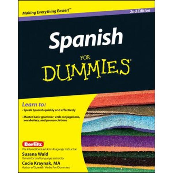 Spanish For Dummies - Susana Wald, Cecie Kraynak   Karta-nauczyciela.org
