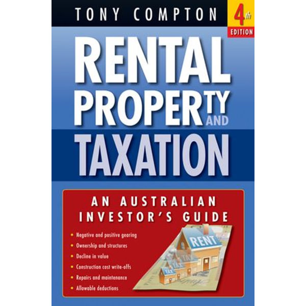 Rental Property and Taxation - Tony Compton | 2020-eala-conference.org