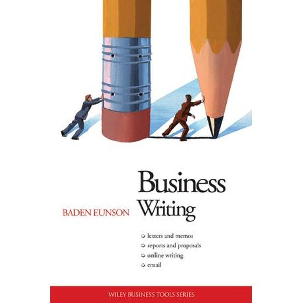 Business Writing - Baden Eunson | Karta-nauczyciela.org