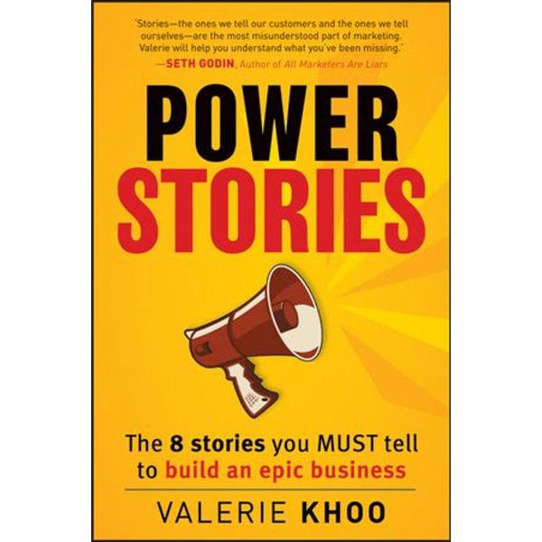 Power Stories - Valerie Khoo   Karta-nauczyciela.org