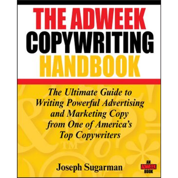 The Adweek Copywriting Handbook - Joseph Sugarman | Karta-nauczyciela.org