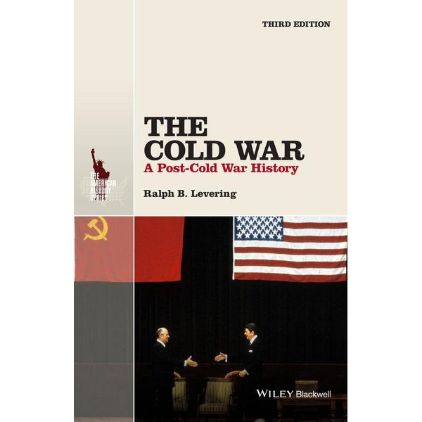 The Cold War - Ralph B. Levering   Karta-nauczyciela.org
