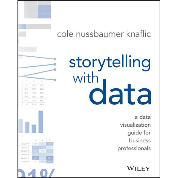 Storytelling with Data - Cole Nussbaumer Knaflic | 2020-eala-conference.org