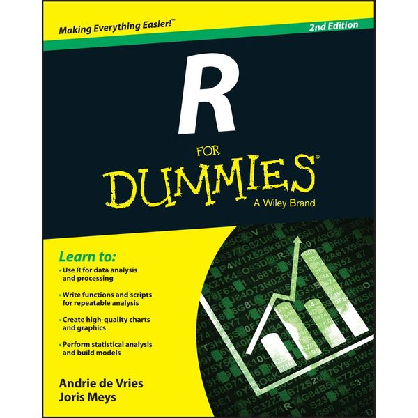 R For Dummies - Andrie de Vries, Joris Meys | 2020-eala-conference.org