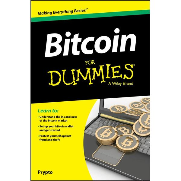 Bitcoin For Dummies - Prypto   2020-eala-conference.org